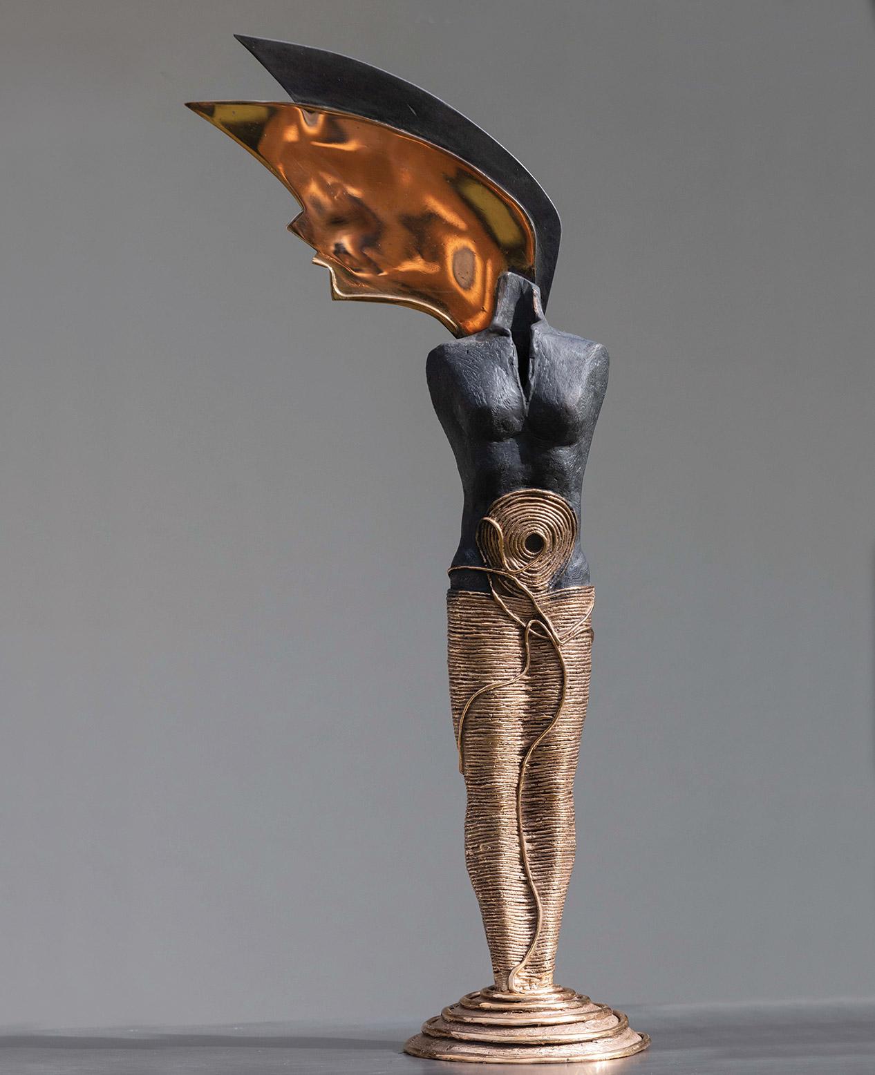 Vernissage Ursula Stock - Galerie Saby Lazi